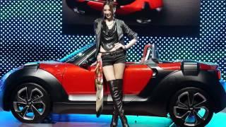 東京モーターショー2011 ダイハツ・ステージ 車:DAIHATSU D-X ディーク...