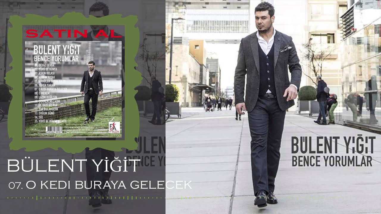 Bülent Yiğit - O Kedi Buraya Gelecek (Offical Music Video)