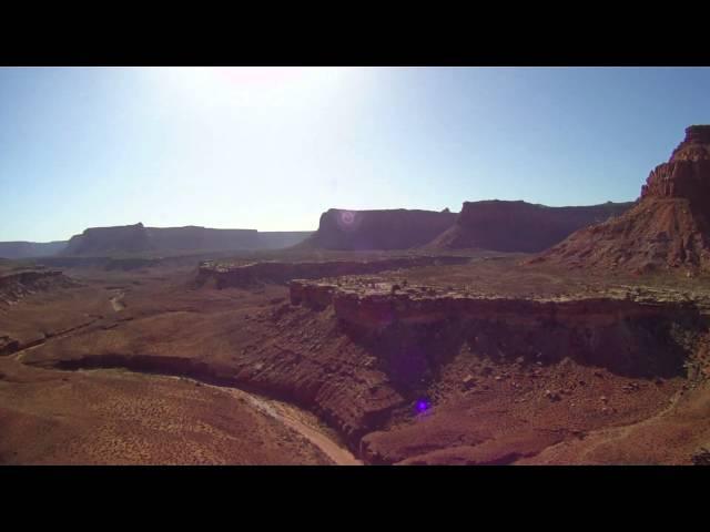 Dirty Devil & Happy Canyon