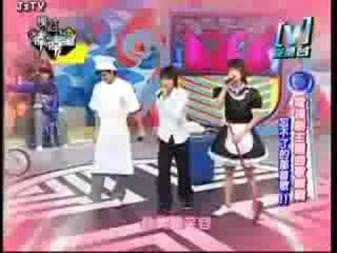 Wang Zi, Mao Di, and Ao Quan singing