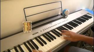 Loving You (by Minnie Riperton) - Piano
