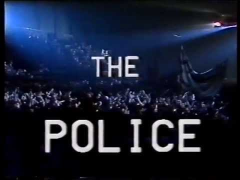 The Police - Roxanne (live in Essen)