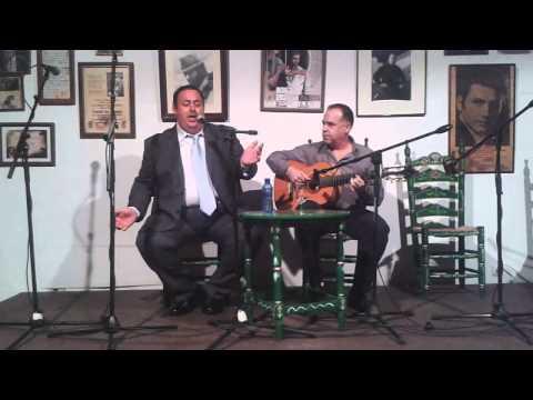 noche flamenca pozoblanco debut 2014 video 1