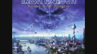 Iron Maiden - The Mercenary