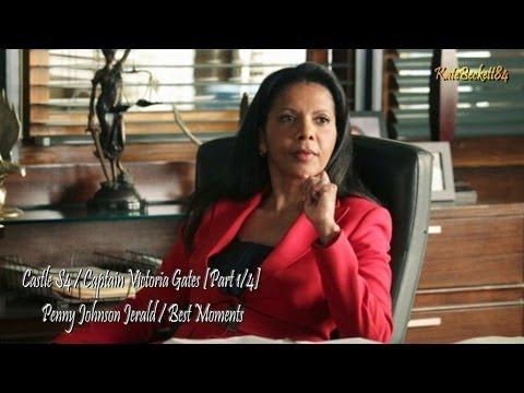 Castle  Tribute Captain Victoria Gates 14 Penny Johnson Jerald Best Moments
