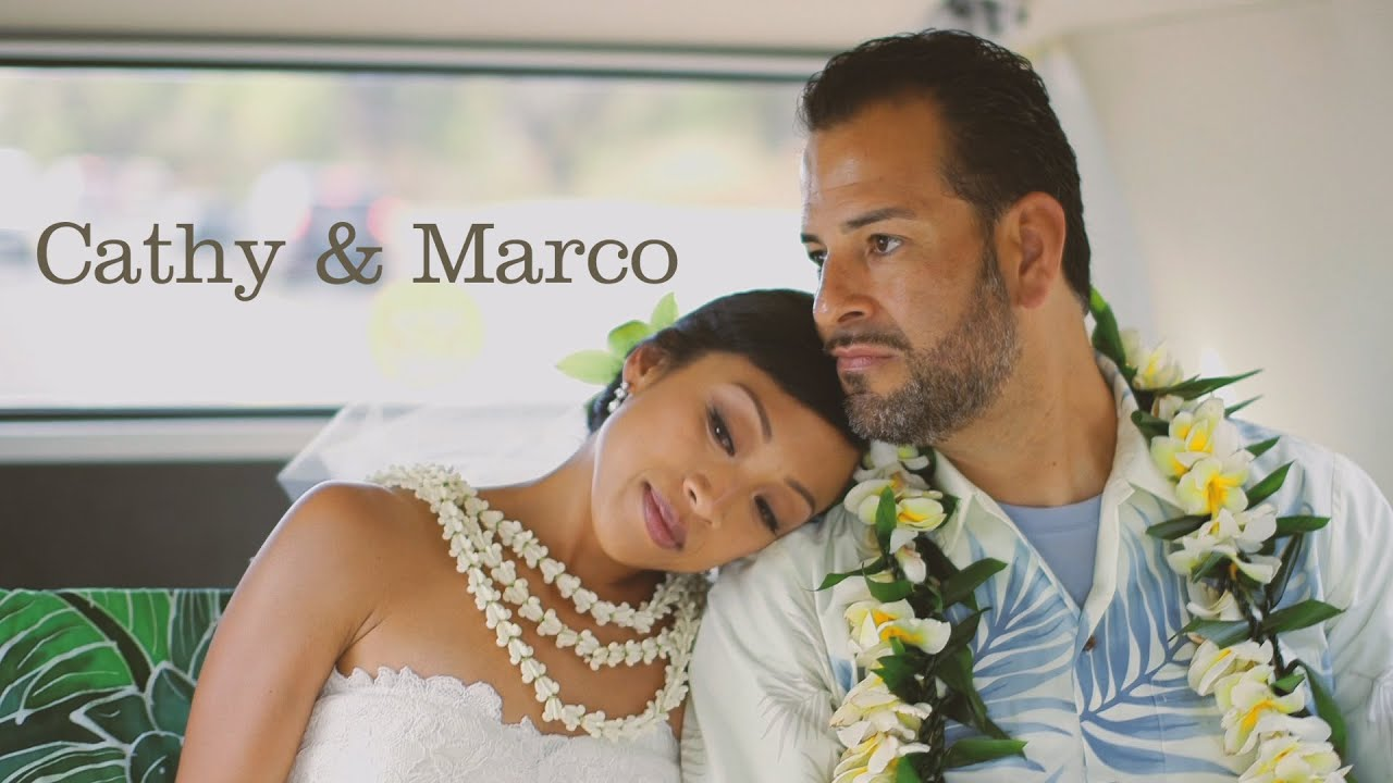 Hawaii Wedding Videography