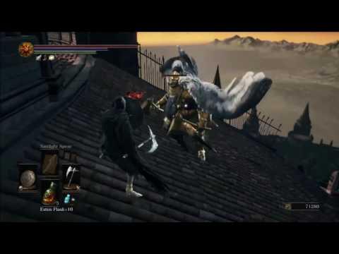 Dark Souls 3 - The Lothric civil war Lore