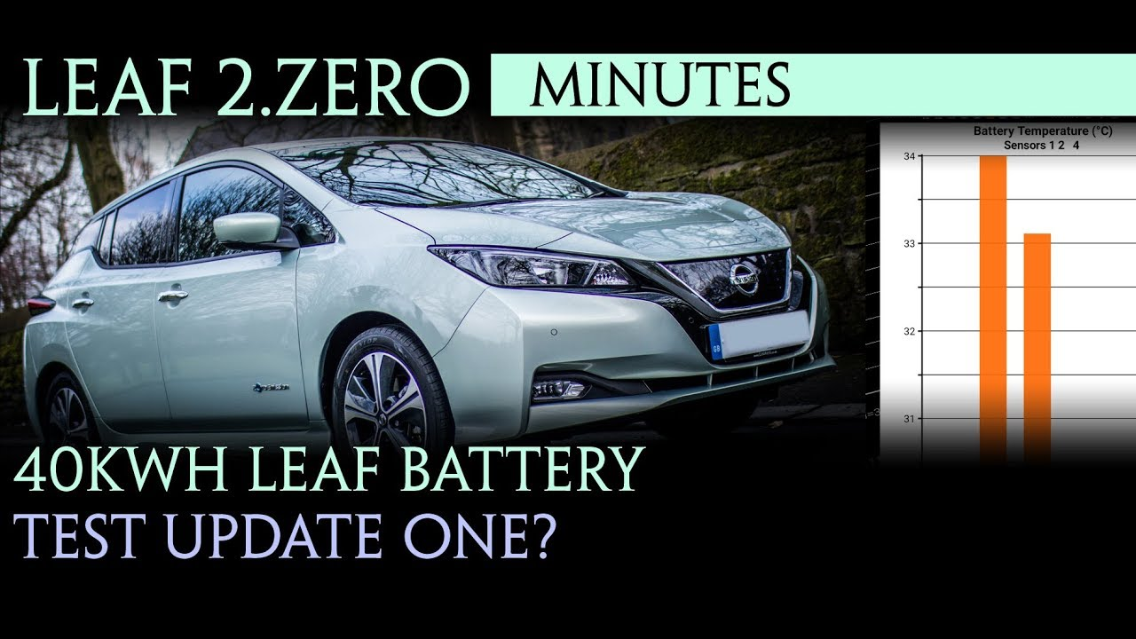 2018 nissan leaf battery heater