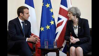 أخبار عالمية   #فرنسا وبريطانيا تطلقان حملة مشتركة لمحاربة الإرهاب