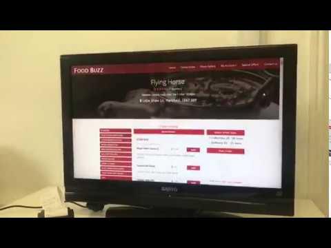 Biz Midlands - Restaurant Online Ordering System - Order Print Out Through  WiFi Printer