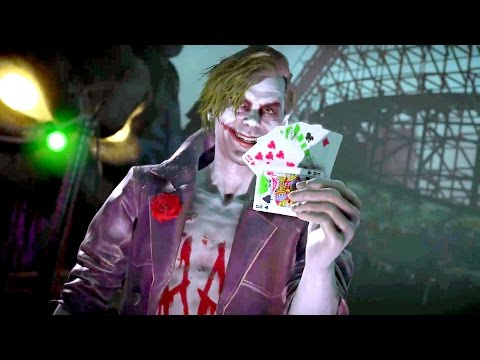 INJUSTICE 2 - The Joker Character Overview Trailer (1080p) (PS4/ Xbox One / PC)
