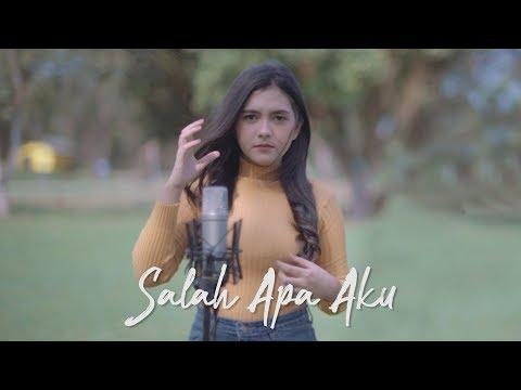 ENTAH APA YANG MERASUKIMU (SALAH APA AKU) - ILIR7 ( Ipank Yuniar & Ulfah Cover )