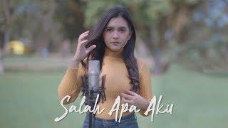 Download lagu ENTAH APA YANG MERASUKIMU (SALAH APA AKU) - ILIR7 ( Ipank Yuniar & Ulfah Cover ) MP3
