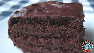 Шоколадный Торт Без Муки. Просто Тает Во Рту !