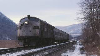 Download lagu FL9's, Amtrak F40, and Turbo. Air whistles and fantastic horns, Please read caption. 12/29/1978