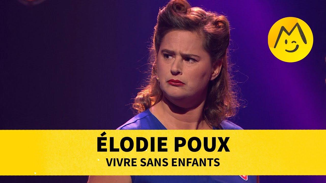 Elodie Poux - Vivre sans enfants