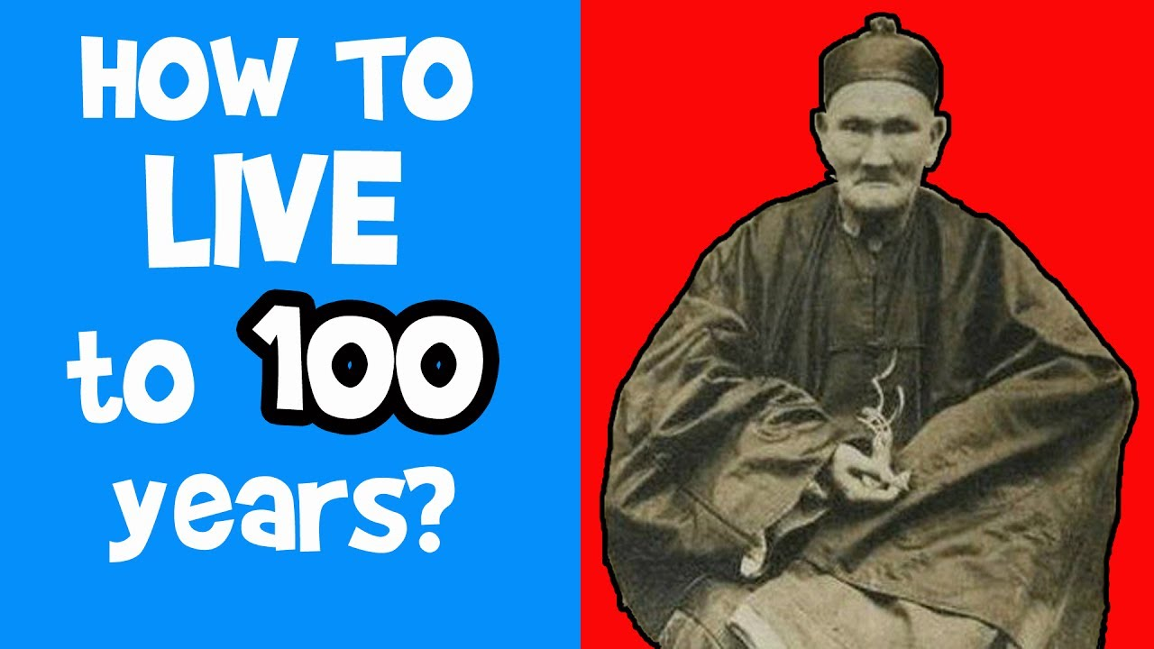 How to Live to Be 100 Years Old