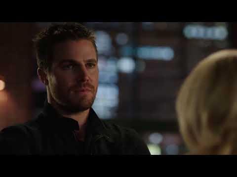 Felicity and Oliver Get Back Together