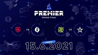 Gambit vs EG, NÏP vs Complexity | BLAST Premier Spring Final Day 1