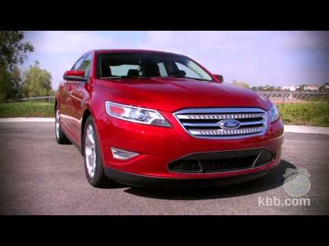 2010 Ford Taurus Review - Kelley Blue Book