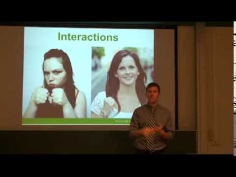 The Science of Animal Advocacy - Nick Cooney talks in Vienna