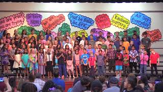 Monitor Elementary 5th Grade Celebration | Our Music