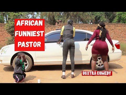 FUNNIEST PASTOR  COAX,JOKA,FULLSTOP  Latest African Comedy 2020 HD