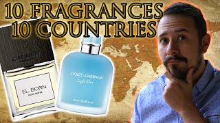 10 FRAGRANCES 10 COUNTRIES - W…