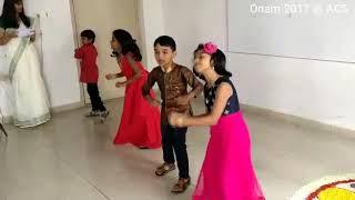 Adi dance Onam 2017