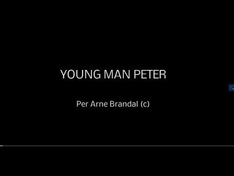 Per Arne Brandal: Young man Peter