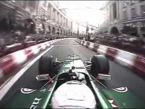 F1 2004 - London Regent Street Parade - Itv - Blackhole