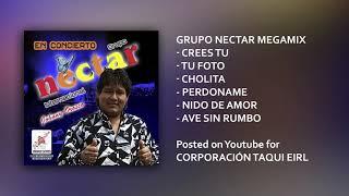 Mix Crees Tu - Tu foto - Cholita - Perdoname - Nido de amor - Ave sin rumbo - Grupo Nectar En vivo