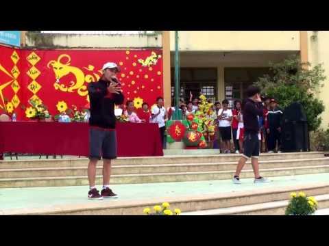 Beatbox Trại Xuân 2015 - THCS Nguyễn Hiền Q12
