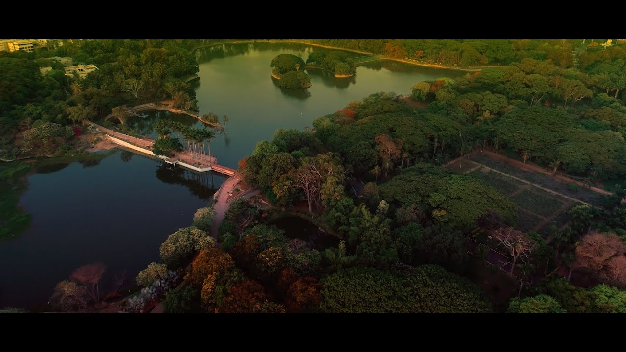 Lalbagh Botanical Garden | Nature Film | Scenic Beauty of Lalbagh During Lockdown | Eagle Eye Films