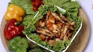 Thai Chicken & Orange Salad - Nikhil Rastogi - Rasm-e-rasoi