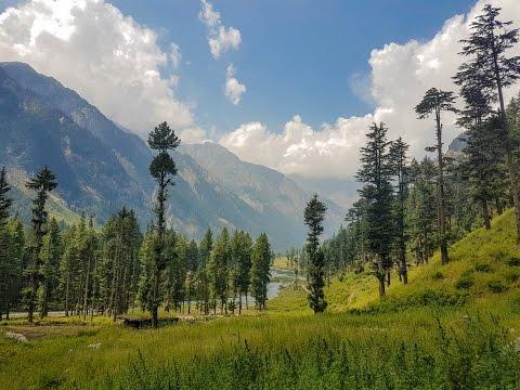 Tour to Kumrat Valley ( Tourism corporation KPK sponsored )