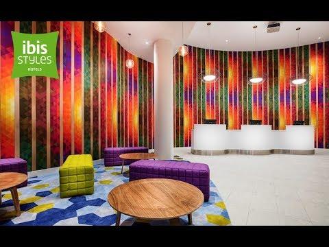 Discover ibis Styles Brisbane Elizabeth Street • Australia • creative by design hotels • ibis