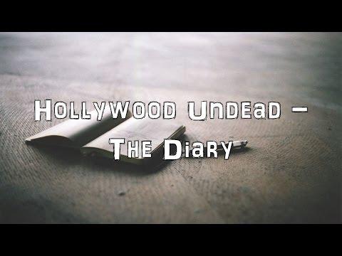 Hollywood Undead - The Diary [Acoustic Cover.Lyrics.Karaoke]