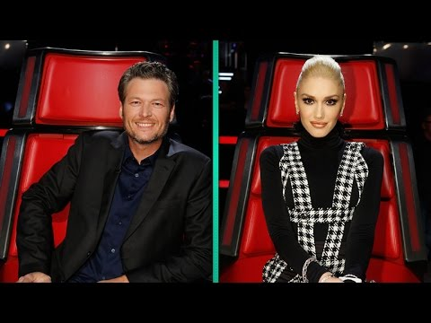 Blake Shelton Flirts With Gwen Stefani on 'The Voice' Over 'Booty Call' Remark