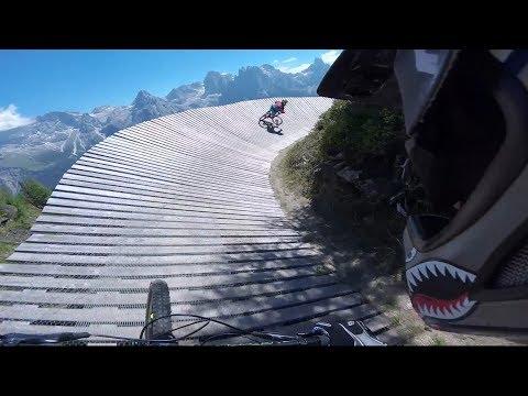-Weekend in San Martino Bike Arena 2017-