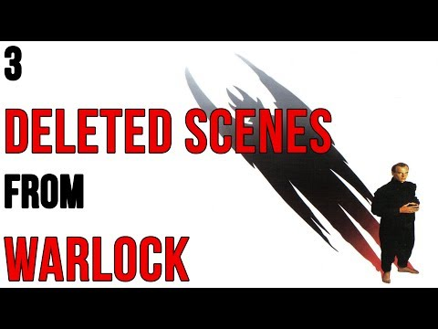 3 Deleted Scenes From Warlock (1989) - What Could Have Been