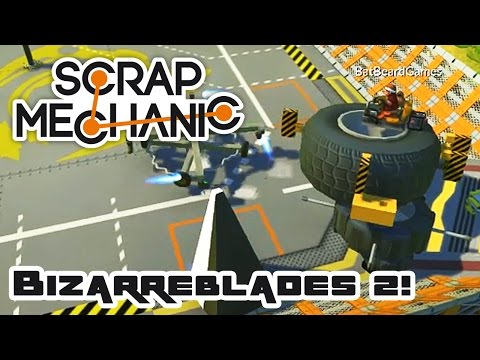 how to build an ai cube scrap mechanic