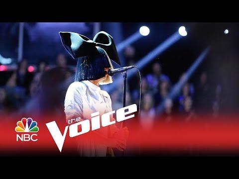 """Sia: """"Alive"""" - The Voice 2015"""