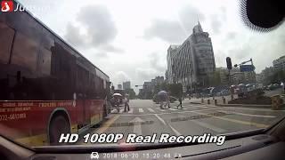10'' Junsun 4G Android 1080P ADAS Car Camera DVR Rearview Mirror Dash Cam GPS