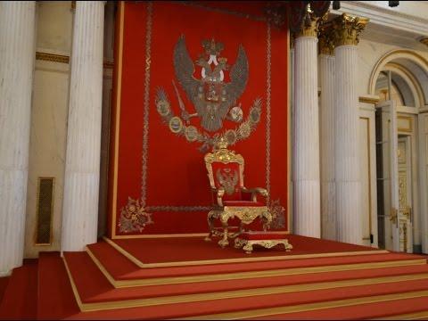 Hermitage Museum in St Petersburg