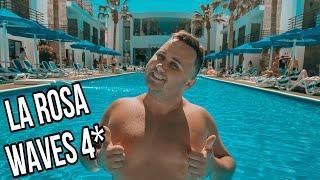 LA ROSA WAVES HOTEL 4 СЕМЕЙНЫЙ ВЫПУСК РЫБНЫЙ РЫНОК НАБЕРЕЖНАЯ МАРИНА Египет Хургада 2021