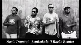 Nasio Domoni  -  Senikalakala ( J Rocks Remix )