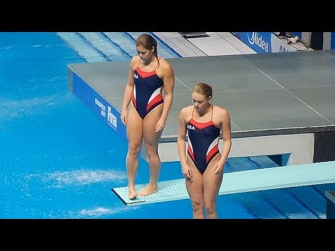 Women's Synchro Diving Highlights