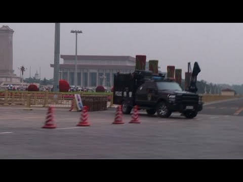 Silence and security in Beijing on Tiananmen 30th anniversary | AFP
