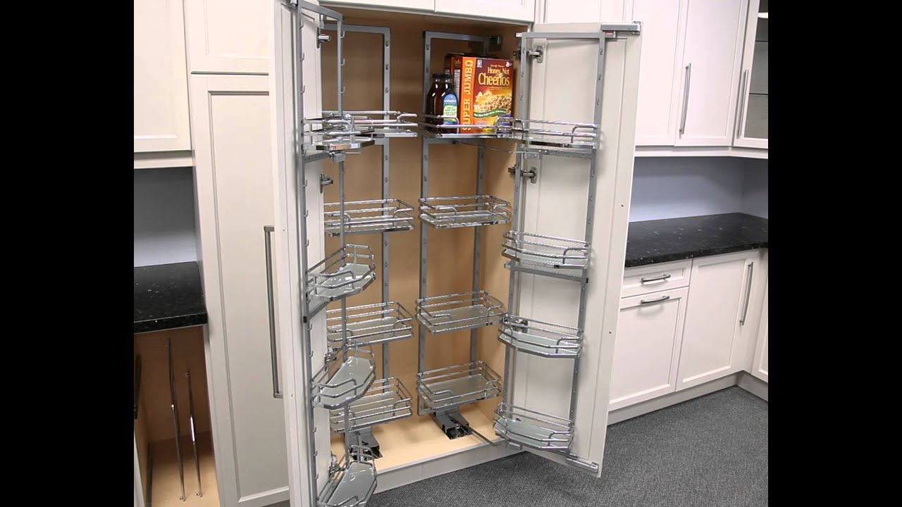 Kitchen Pantry Cabinet Swing Out
